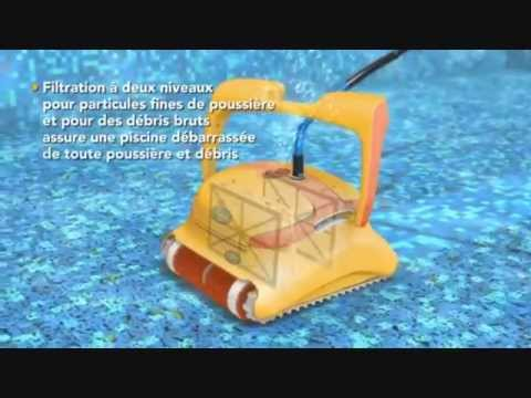 robot piscine select 620s