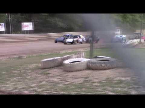 7 2 16 Deerfield Raceway E mod heat race