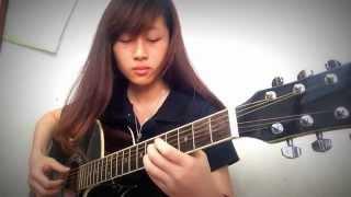 Tây vương nữ quốc - Guitar solo (Hạc Nhỏ)