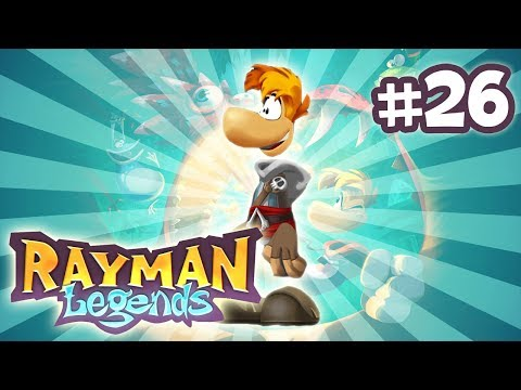 Rayman Legends: Assassin's Rayman - Part 26 - KoolGoldfinch
