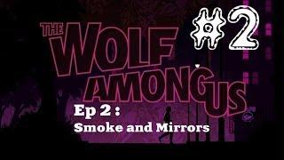 The Wolf Among Us: Ep 2 - Smoke and Mirrors [Ru]. Серия 2 [Мертвая проститутка]