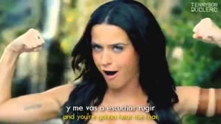 Katy Perry _ Roar (Sub. Español-English) Official