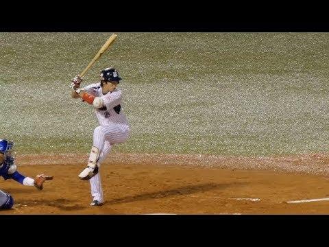 プロ野球 ホームラン時のバッティングフォーム、バッティング集(スローモーション)