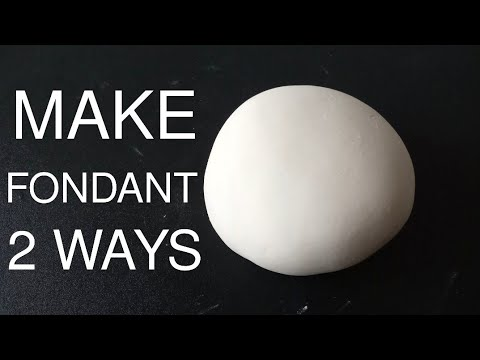 Download How To Make Perfect Fondant Icing in Nigeria   Weather Friendly Fondant Icing Recipe
