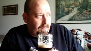 Beer Tasting 2011 # 6 Dead Frog Chocolate Mint Brown Ale.