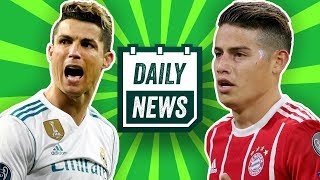Champions League: FC Bayern - Real Madrid! Leno zu Atletico? 1. FC Köln: Horn bleibt! Daily News