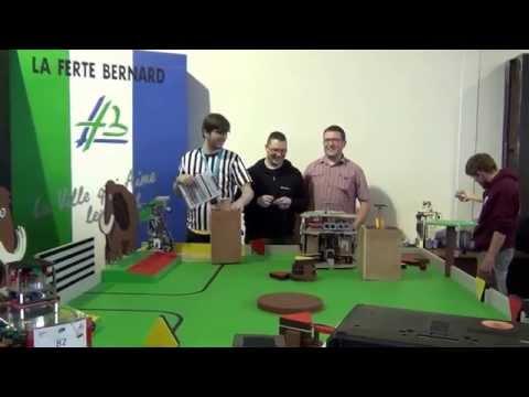 2014 - PM-ROBOTIX - Homologation réussie
