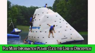 New Rave Sports Inflatable Iceberg, 14-Feet Top