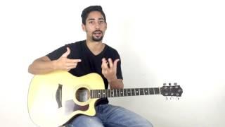 Accordi Chitara: Guai - Vasco Rossi (Tutorial Chitarra Acustica)