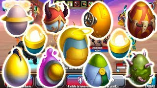 Monster Legends - Review Team combat multiplayer PVP Season 30 - Maxi Tuning