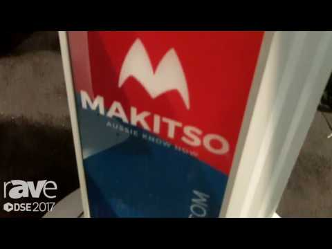 DSE 2017: Makitso Displays Announces Battery Technnology For Kiosks