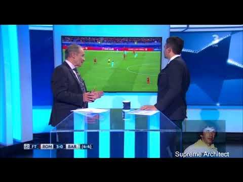 Roma 3-0 Barcelona Post Match Analysis