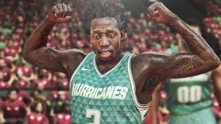 NBA 2K17 Hawaii Hurricanes MyLeague Ep. 10 - EYE OF THE HURRICANE!!!