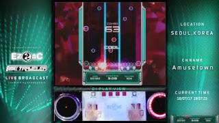Amusetown EZ2AC Live Stream 18/07/17
