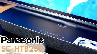 La SOUNDBAR ECONOMICA 2.1: Panasonic SC-HTB250
