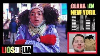 CAMPESINA por primera vez en NEW YORK | LIOSDELIA