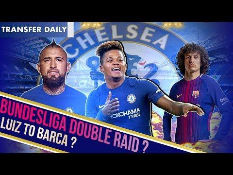 Chelsea Transfer News    EXCLUSIVE    £27Mil Leon Bailey Jan Bid!    Conte wants Vidal?