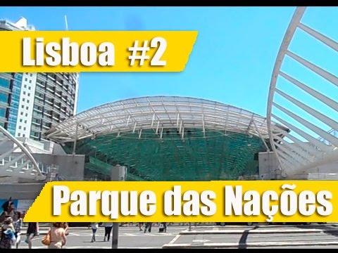 Ponte Vasco da Gama - Parque das Nações - Lisboa - HD | Doovi