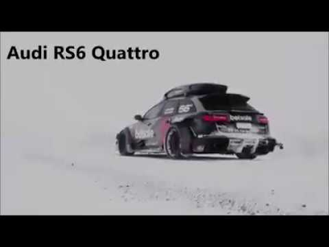 Top 20 Audi Quattro Snow Launch Control Enjoy ☃️❄️