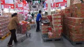 Пхукет  цены на продукты в гипермаркете(Все подробности по Таиланду найдете у нас в журнале http://www.netzim.ru/ Какой таиланд,где таиланд,секс таиланд,..., 2013-12-11T19:50:42.000Z)
