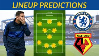 Chelsea Need Lampard To Fix The Lineup Issues   Chelsea Vs. Watford Lineup Predictions