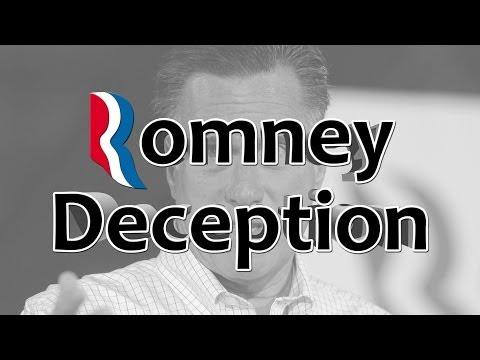 The Romney Lies (Documentary)