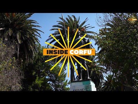 """INSIDE CORFU 2, episode 08/2014, """"A day in the Capital"""", Corfu island in Greece, Korfu, Kerkyra"""