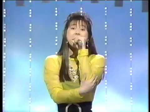 千堂あきほ 硝子のECSTASY 1990