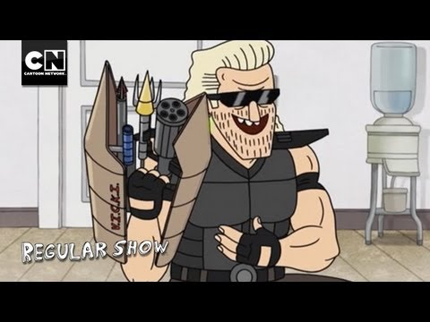 Bring 'Em Back Jack | Regular Show | Cartoon Network