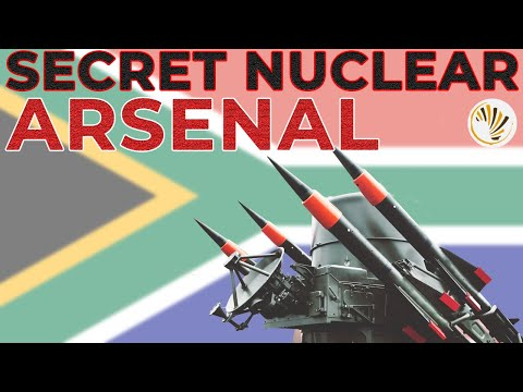South Africa's Secret Nuclear Weapons