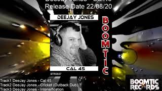 DeeJay Jones   Cal 45