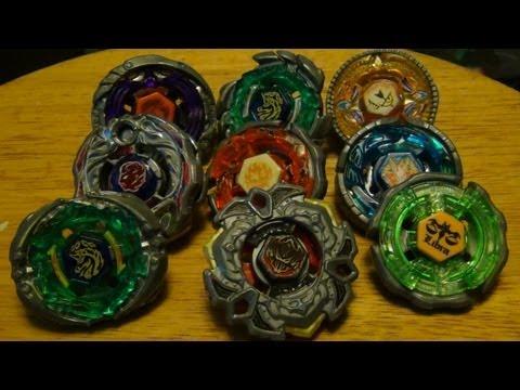 Custom Beyblade Tournament!!!