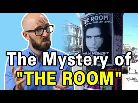 """The Bizarre Story Behind """"The Room"""""""
