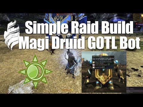 Guild Wars  Heal Druid Build