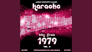 I Could Be so Good for You (In the Style of Dennis Waterman) (Minder) (Karaoke Version)