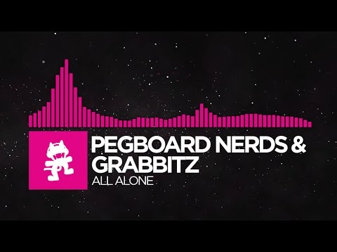 [Drumstep] - Pegboard Nerds & Grabbitz - All Alone [Monstercat Release]