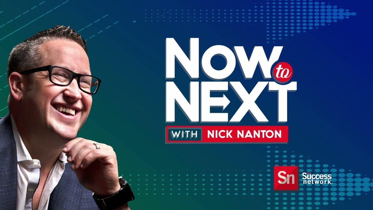 Now to Next with Nick Nanton Feat. Remi Adeleke