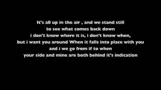 The Fray - She Is Lyrics