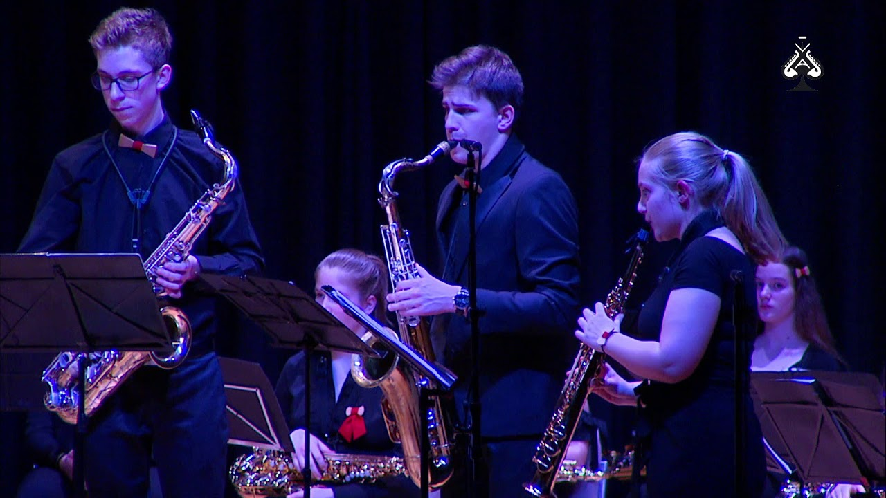 Adolphesax.com - AS Fest - SOS Sax Orch - Fantasia by Vid PUPIS - Sol:Santiago Sebastian Hernandez
