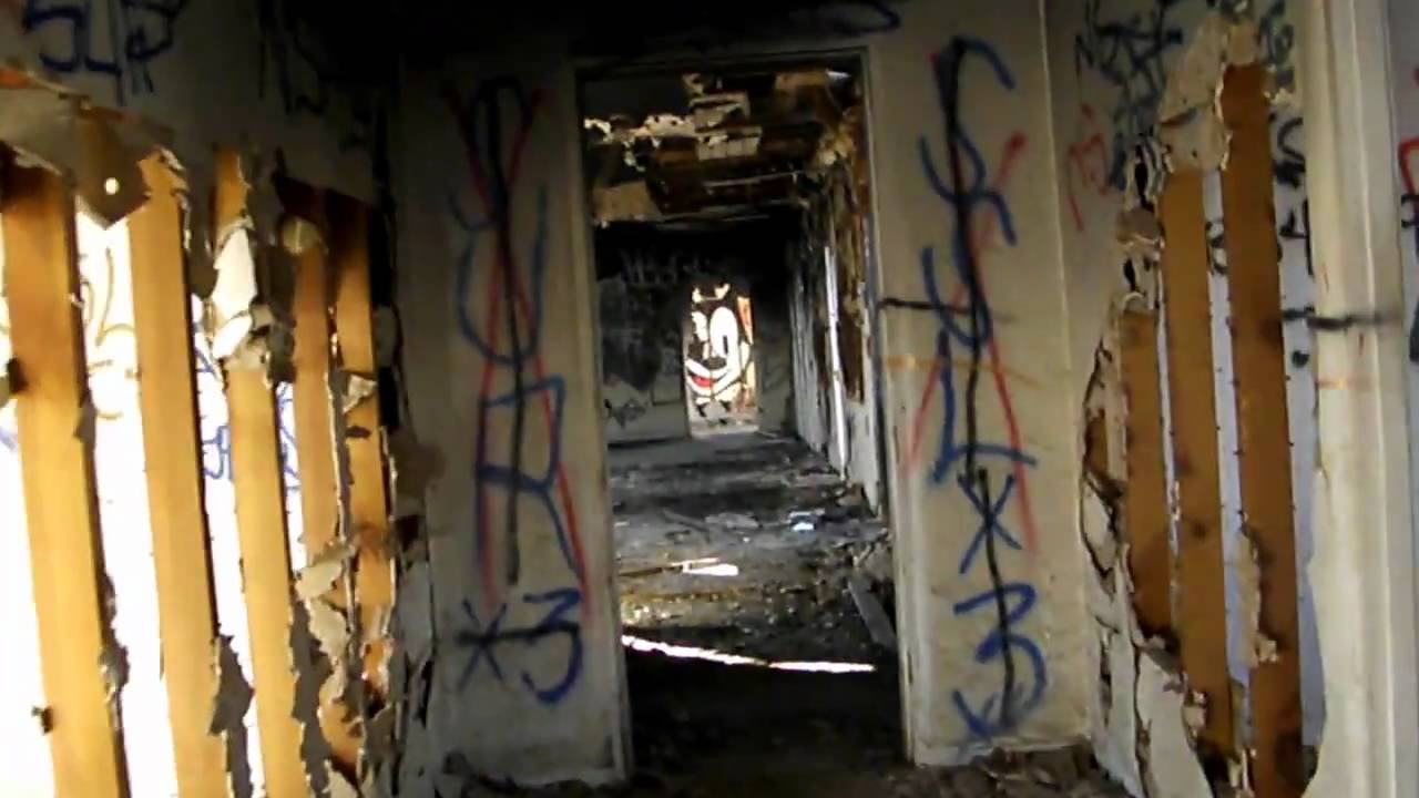 Haunted Insane Asylum, Albuquerque NM - YouTube