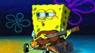 Spongebob sings We Will Rock You