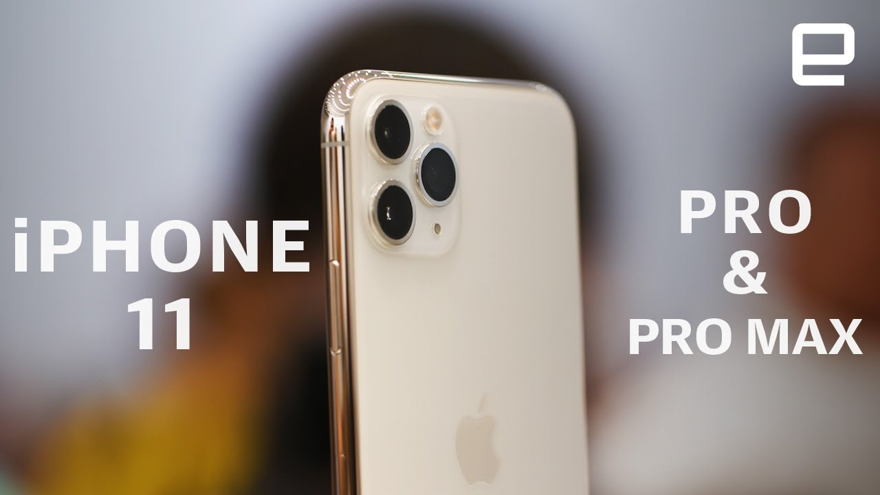 Iphone 11 Pro Pro Max Hands On