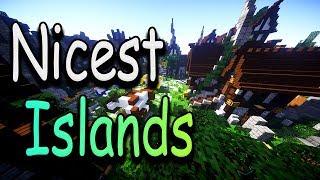 Hypixel Skyblock - Nicest Islands Episode 2