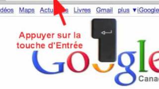 Se connecter et se déconnecter avec Gmail - 20101024 - (muet)