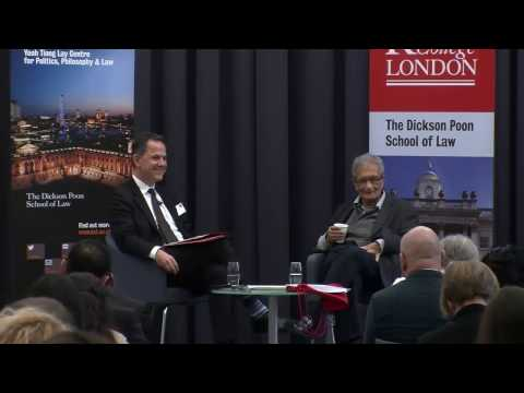 Law and Justice Forum: Interview with Professor Amartya Sen