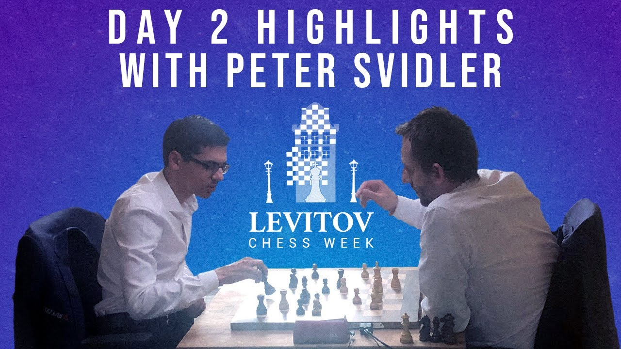 Levitov Chess Week 2: Nepo halts Vishy's charge | chess24 com