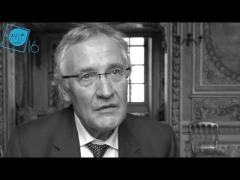 François Houpert - PDG Enodis - Expert EquipHotel 2016