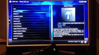 Boxee box running XBMC