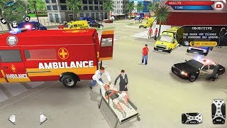 Ambulance Rescue Driver Simulator 2K18 (by Collider Game Studio) Android Gameplay [HD]