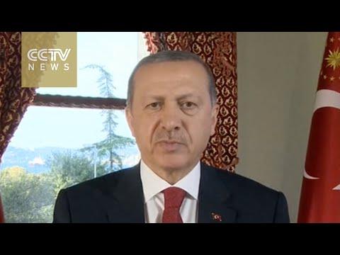 Erdogan promises to eliminate ISIL and prevent attacks in Syria
